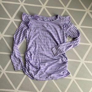 Maternity long sleeve shirt NWOT